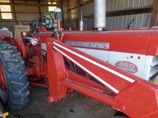 Farm Equipment & Home Contents Auction