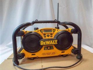 DeWalt Radio Charger