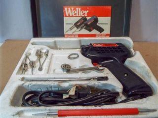 Weller Soldering Gun in case