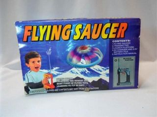 Flying Saucer in box