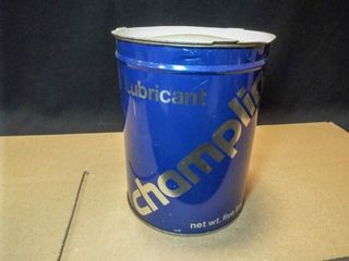 Champlin lubricant  5 lbs  with contents
