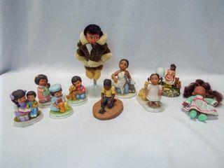 Child Figurines  Dolls  10