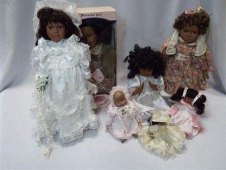 Dolls  Porcelain  7