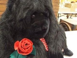 large Black Gorilla