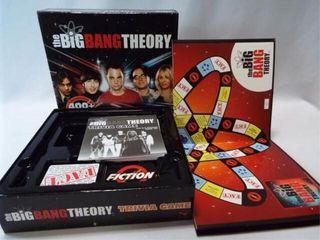 Big Bang Theory Trivia Game
