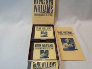 Hank Williams Collection CD   in box
