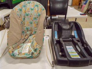 Cosco Jumper Seat  Graco Car Seat Base