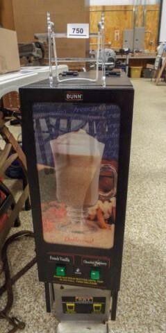 Bunn Drink Dispenser