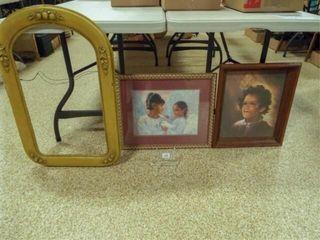 Wood Frame  Framed Prints  2