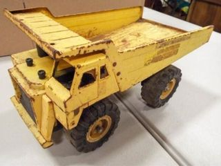 1986 Remoco Metal Dump Truck