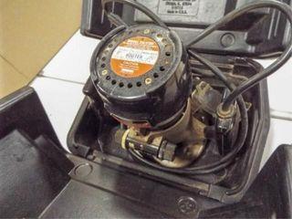Craftsman EZ Router in case