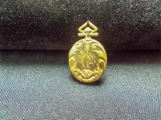 locket 1 20  10K Gold Filled  J M F  Co