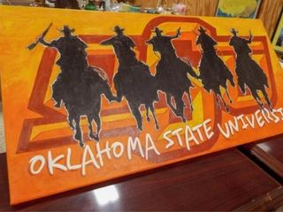 OSU Painted Canvas