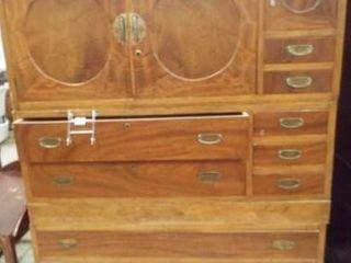 Wood Dresser  3 Pieces