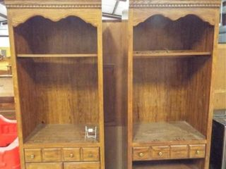 Cabinets  Pair