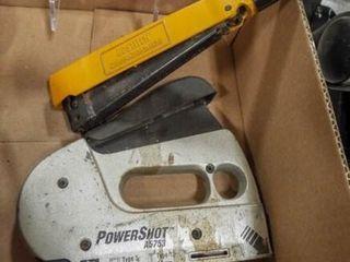 Bostitch  Powershot Staplers  2