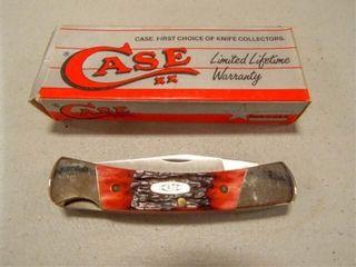 Case Folding Knife in box