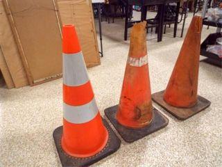 Safety Cones  3
