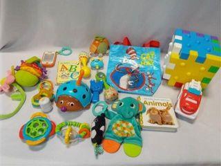 Toys   Baby  Toddler   1 box