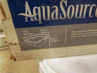 Aquasource Undermount Sink