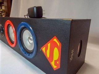 IHip Sound Bar Speaker  39 x 6 x 5