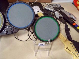 Gaming Guitars  2  Drums