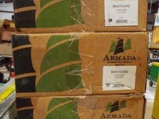 Armada Brake Drums   3 new in box