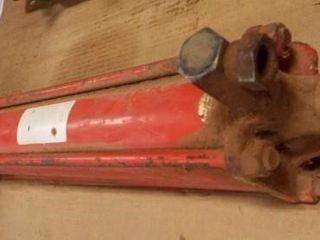 Red Hydraulic Cylinder  29