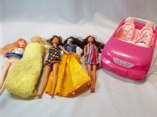 Barbie Car  Barbie type dolls  5