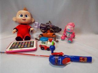 Toys   Electronic  Fishing Pole