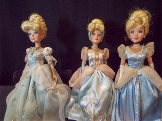 Disney Princess Dolls  15   3