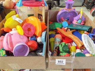 Toys   Variety   2 boxes