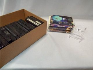 VHS Tapes   Family  20