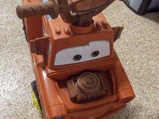 Disney Tow Mater Ride on 6V Quad Truck