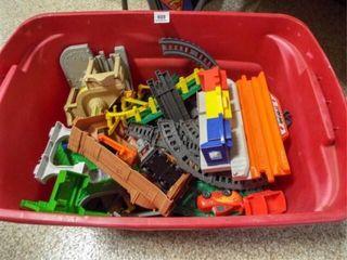 Toy Set based on  Cars
