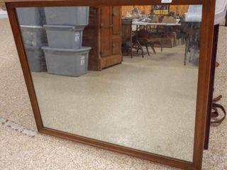 Framed Mirror  41 x 33