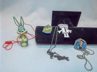 Character Necklaces  Pendant  4