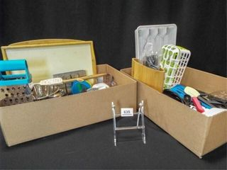 Kitchen  Utensils  Measuring Cups   2 boxes