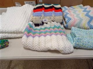 Handcrafted Throws  5