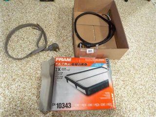 Cords  2  Fram Filter