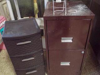 Filing Cabinet  Shelves  Storage Drawers