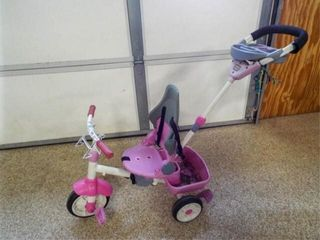 little Tykes Push Tricycle