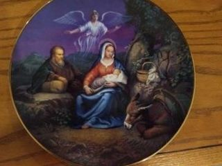 REST ON THE FlIGHT INTO EGYPT  BY HECTOR GARRIDO