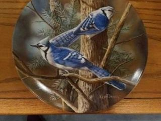 THE BlUE JAY  BY KEVIN DANIEl