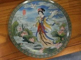 1  THE FlOWER GODDESS OF CHINA  THE lOTUS