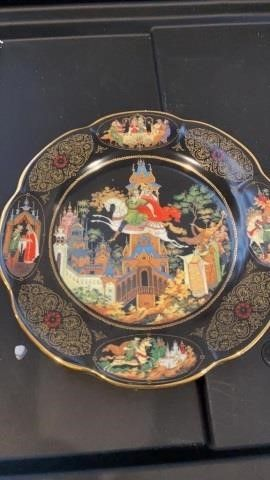 lOVES QUEST GOlDEN AGE OF RUSSIAN lEGENDS PlATE