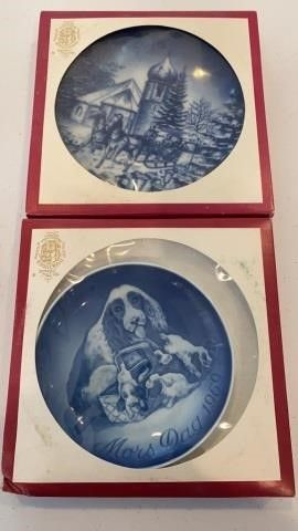 CHRISTMAS PlATE AND MOTHERS DAY PlATES