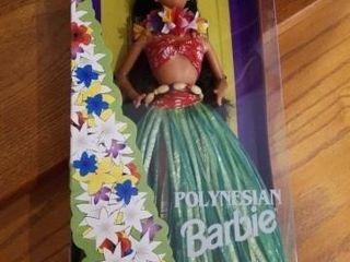 1994 POlYNESIAN BARBIE DOllS OF THE WORlD
