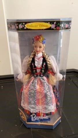 POlISH BARBIE  DOllS OF THE WORlD COllECTION