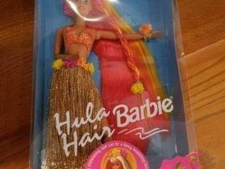 1996 HUlA HAIR BARBIE